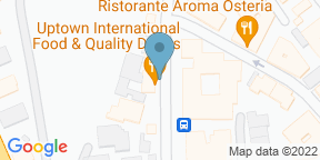 Google Map for Uptown Food & Drinks