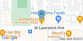 goosefoot food and wineのGoogle マップ