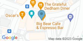 Google Map for Caffe Tremezzo