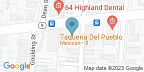 Google Map for Taqueria Del Restaurant
