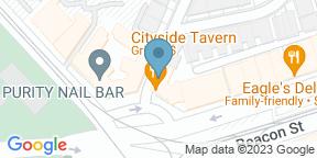 Google Map for Cityside Tavern