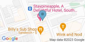 Google Map for Trophy Room