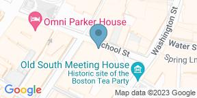 Google Map for Scholars Bar & Lounge