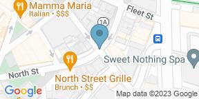 Google Map for Piccolo Nido