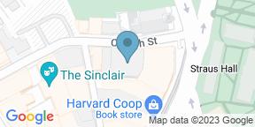 Google Map for Club Passim