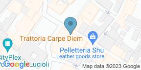 Google Map for Trattoria Carpe Diem - Cucina tipica umbra e romana