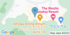 Google Map for Buffet & Lounge Atrium - Westin Rusutsu Resort
