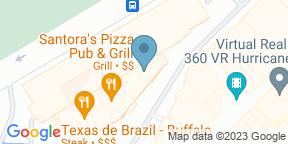 Google Map for Aloha Krab