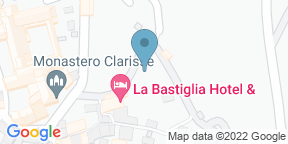 Google Map for La Bastiglia