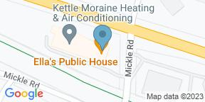 Ella's Public HouseのGoogle マップ