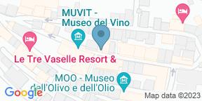Google Map for WonderUmbria Enoteca Wine bar