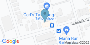 Google Map for Witter's Sports Bar & Grill