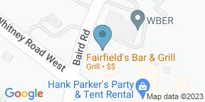 Google Map for Fairfield's Bar & Grill