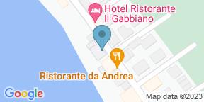 Ristorante Bagni SirenaのGoogle マップ
