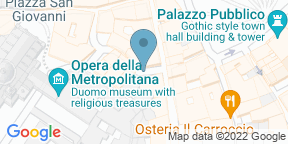Google Map for Le campane
