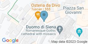 Google Map for Osteria del gusto