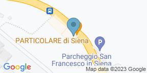 Google Map for Particolare di Siena