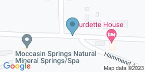 Google Map for Buffalo Dreamer