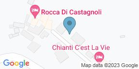 Google Map for Il Celliere a Castagnoli