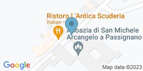 Google Map for Ristoro L'antica Scuderia
