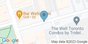 Google Map for Marben