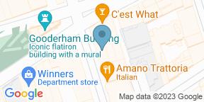 Google Map for DSB Bar & Resto Lounge