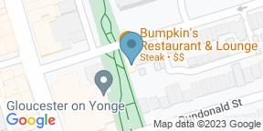 Google Map for Bumpkin's Restaurant & Bar