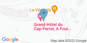 Google Map for La Veranda