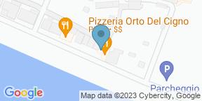 Google Map for Trattoria il Vecchio Cigno