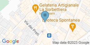 Google Map for Antica Pizzeria Reginè
