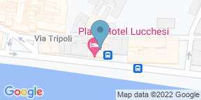 Google Map for Empireo - Rooftop & Pool American Bar by Hotel Lucchesi