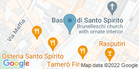 Google Map for PopCafé