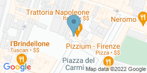 Google Map for Trattoria Pizzeria Napoleone