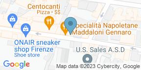 Google Map for Centocanti