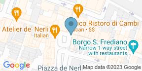 Mappa Google per B.O.r.G.O.