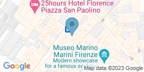 Google Map for Ristorante Buca Mario