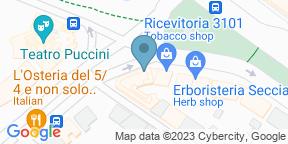 Mappa Google per MANFREDI Enoteca Gastronomica