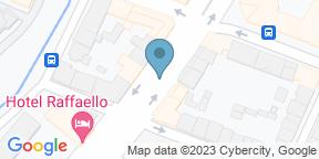 Google Map for Ristorante Pizzeria 4 Mori