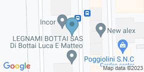 Google Map for Antico Noè