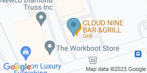 Google Map for Hardy John's- Ajax
