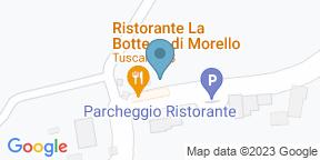 Google Map for La Bottega di Morello
