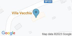 Google Map for Villa Vecchia del Feriolo