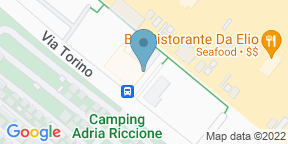 OndaBlu RiccioneのGoogle マップ
