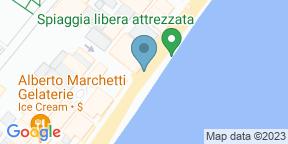 Google Map for La Sirenetta
