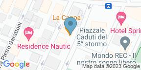 Mappa Google per La Cappa