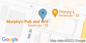 Google Map for Murphy's Pub and Grill
