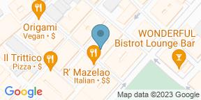 Google Map for 85 Fazio - Sushi & Food