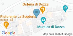 Mappa Google per Ristorante Canè