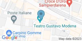 Google Map for La Botte Genova