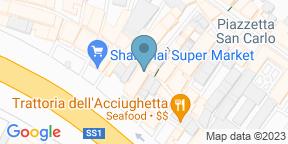 Google Map for Taqueria Mamacita's
